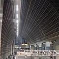 京都車站之壯觀穹頂