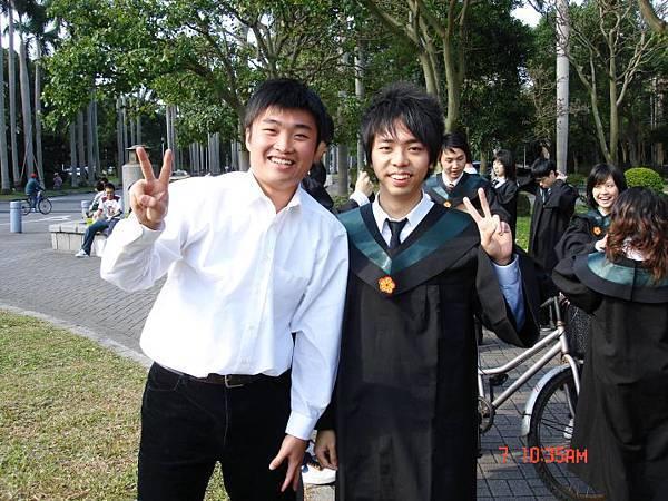 巧遇高中同學