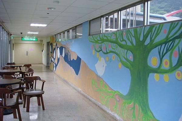 病房壁畫2