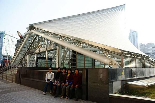 高捷美麗島站