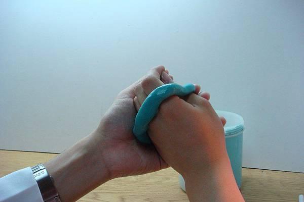 治療黏土(putty)活動