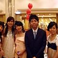 副團長、Maggie、Momo、Pinrozy