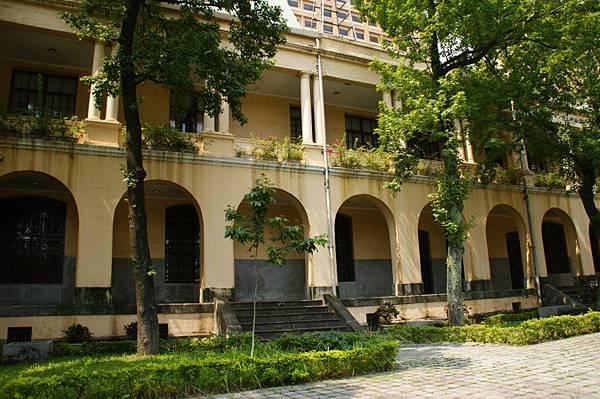 醫學院人文館