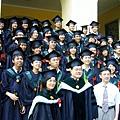 94級畢業生與師長