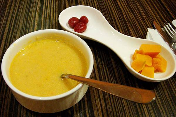 濃湯與德式小菜