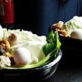 非常豐盛的鍋