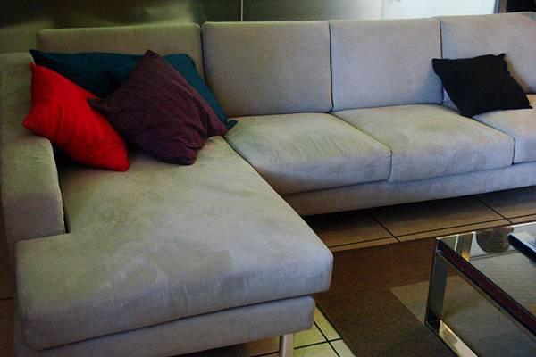 壓力偵測沙發