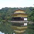 金閣寺側面觀