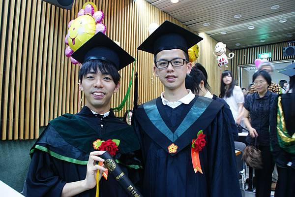 恭喜豆豆畢業!