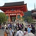 清水寺院區入口