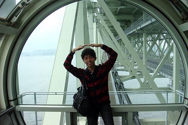 明石大橋之舞子海上步道
