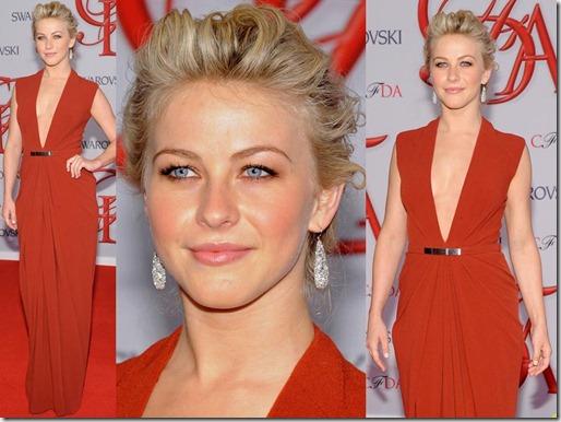 CFDA2012 Julianne Hough