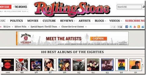 100 Best Albums of the Eighties 2