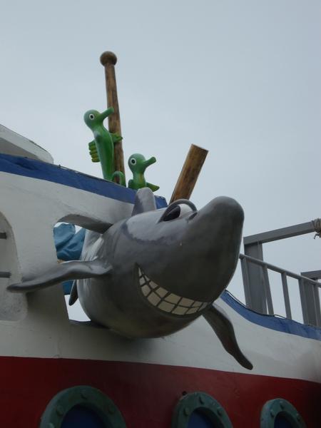 遠雄海洋公園-遊樂器材