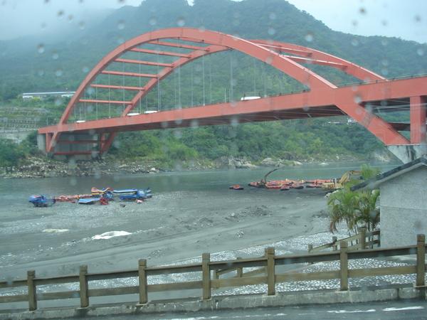 秀姑巒溪-終點