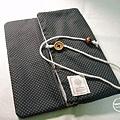NO.19-藍與黑筆袋2010.03.26-2