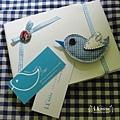 NO.50-青鳥名片、作品集-1
