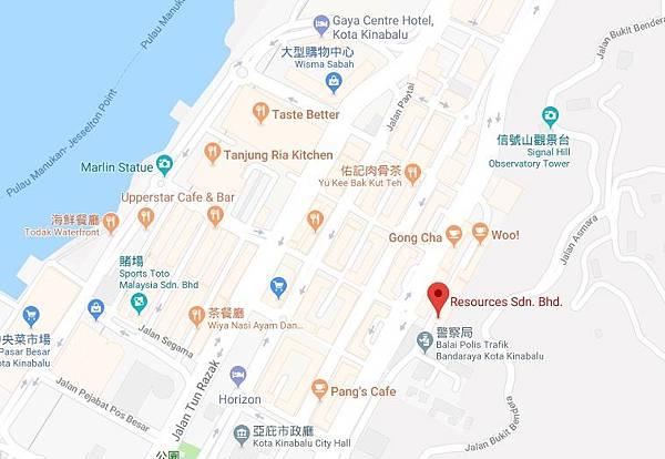 東馬京燕MAP
