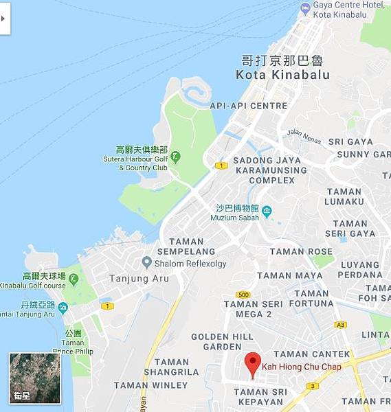 家鄉豬什MAP
