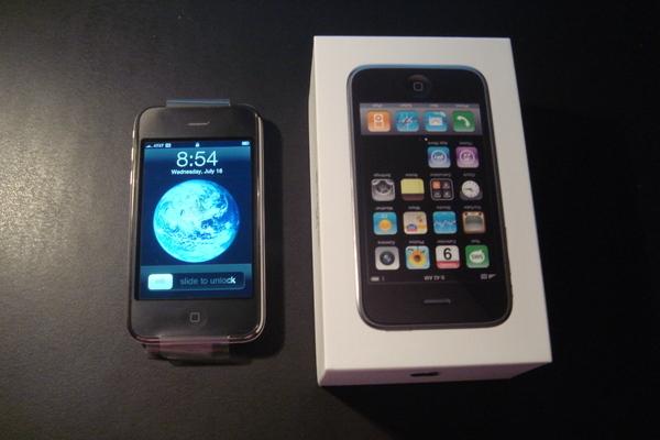 iPhone 跟包裝