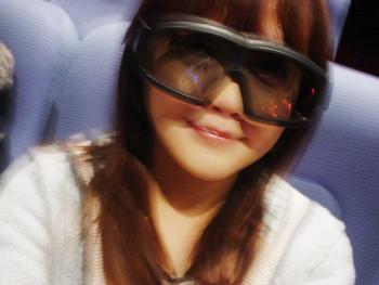 阿凡達3D的很讚>W<