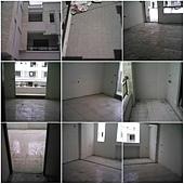 陽台「保留」與「外推」的範例。