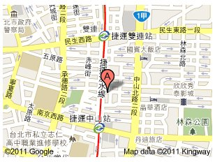 【天空之橋】google map