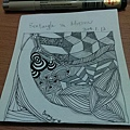 Zentangle in Motion