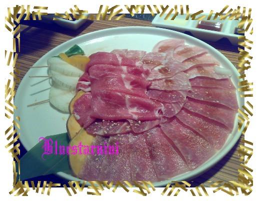 原燒-豬肉燒烤盤