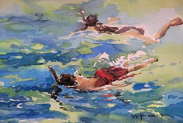 03恐龍灣浮潛是最美的回憶
