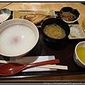 Day4 東京《新宿華盛頓》日式早餐_八吉2