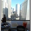 Day4 東京《新宿華盛頓》西式早餐_MANHATTAN TABLE2