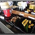 Day4 東京《新宿華盛頓》西式早餐_MANHATTAN TABLE4