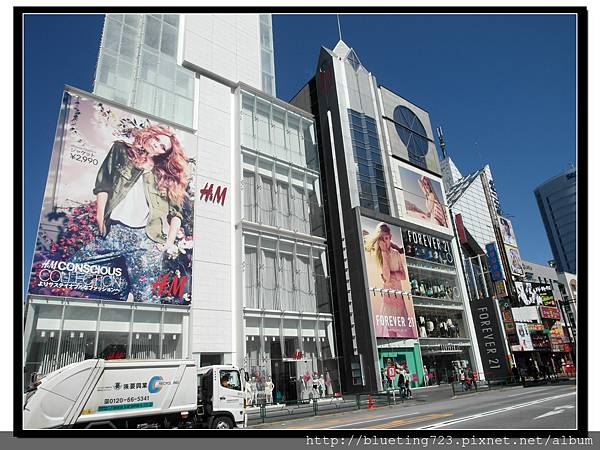 東京《表參道》H&M Forever 21.jpg
