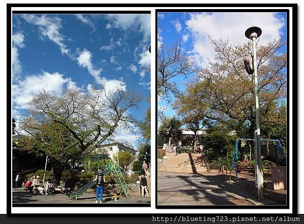 東京《自由之丘》公園一隅.jpg