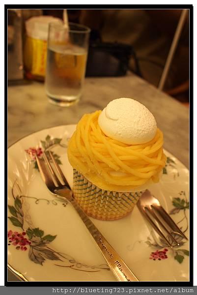 東京自由之丘《MONT BLANC‧モンブラン》蒙布朗蛋糕.jpg