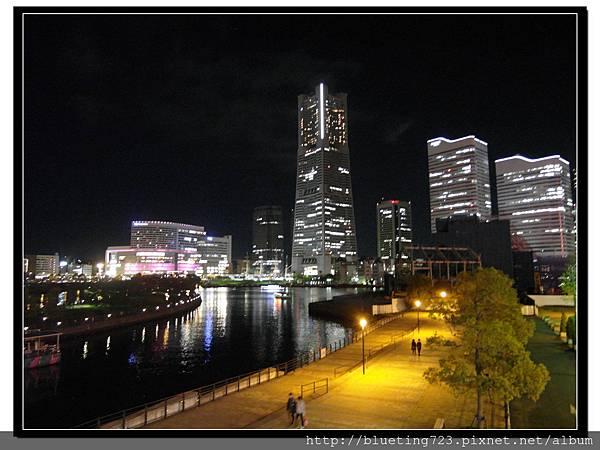 神奈川縣《橫濱》港區未來夜景 1.jpg