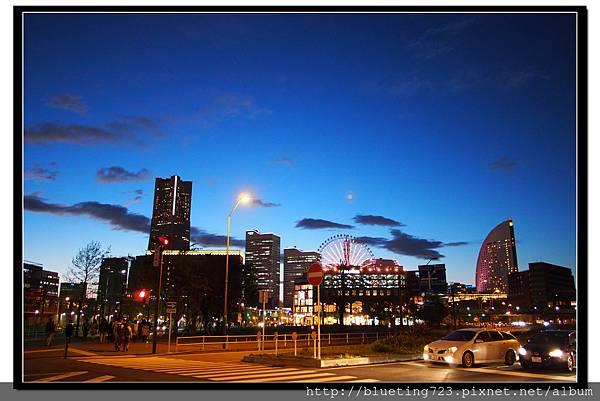 神奈川縣《橫濱》港區未來夜景 2.jpg