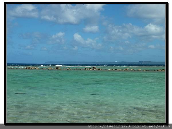 關島《希爾頓飯店Hilton Guam Resort & Spa》海灘 7.jpg