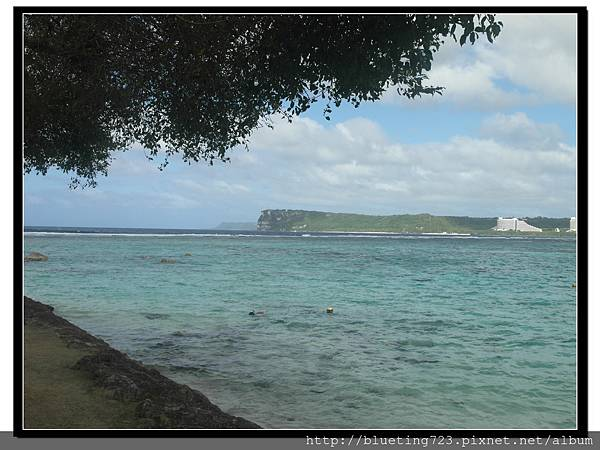 關島《希爾頓飯店Hilton Guam Resort & Spa》海灘 8.jpg