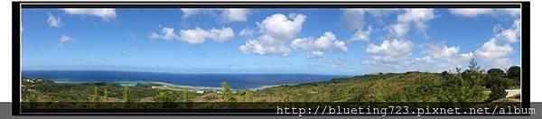 美國關島《亞森灣瞭望台》180度景觀.JPG