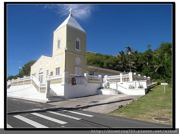 美國關島《San Dionisio教堂》.jpg