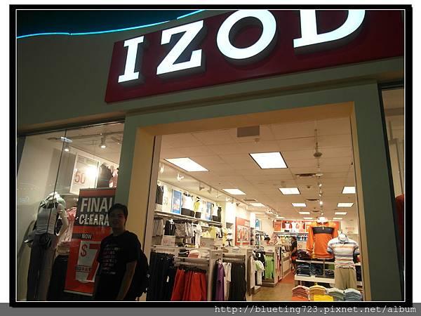 美國關島《GPO 》IZOD.jpg