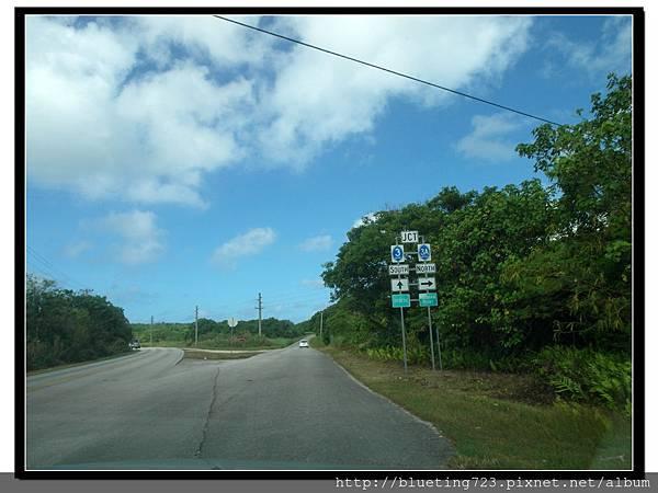 美國關島《瑞提迪恩岬Ritidian Point》3號與3a指示牌.jpg