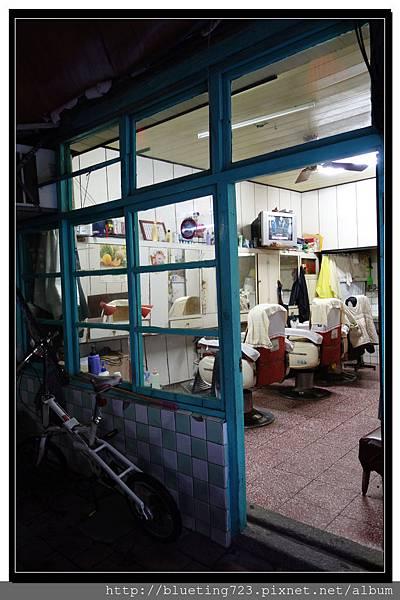 金門《金城鎮 - 後浦老街》理髮店.jpg