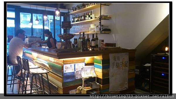 台北大稻埕《Le Zinc 洛 Café & Bar 》5.jpg