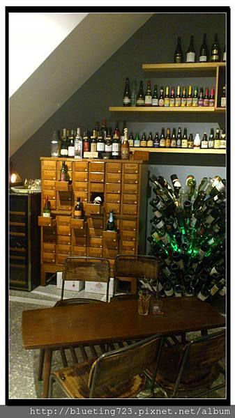 台北大稻埕《Le Zinc 洛 Café & Bar 》8.jpg