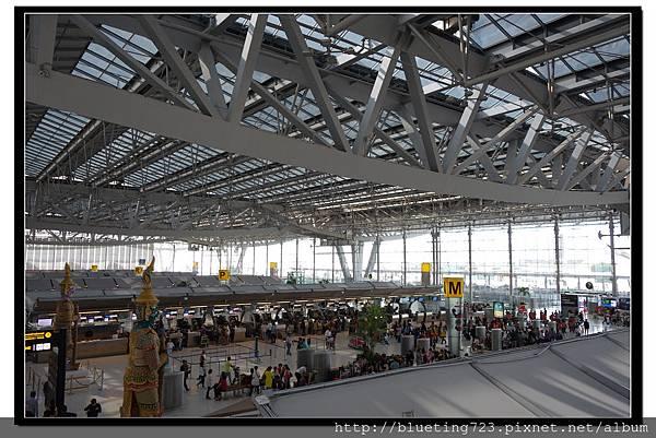 泰國曼谷《蘇汪納蓬機場Suvarnabhumi》4.jpg
