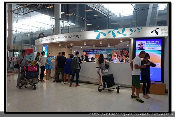 泰國曼谷《蘇汪納蓬機場Suvarnabhumi》DTAC.jpg