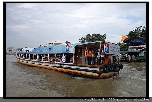 泰國曼谷《昭披耶河船》1.jpg